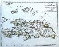 Le fonds Daiherre - histoire de Saint-Domingue