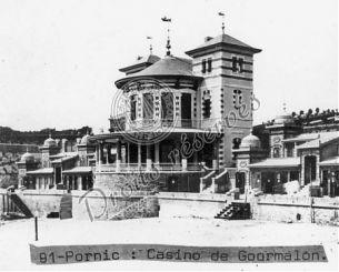 L'ancien casino de Gourmalon à Pornic